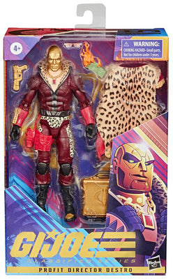 G.I. Joe Classfied 6 Inch Action Figure Exclusive - Profit Director Destro