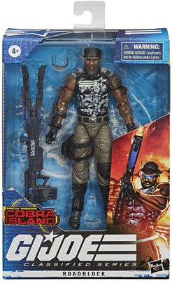 Hasbro Gi Joe Classified Series Cobra Island Roadblock 6