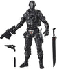 G.I. Joe 6 Inch Action Figure Classified Series - Snake Eyes #02