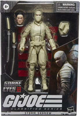 G.I. Joe Origins Movie 6 Inch Action Figure Classified Series 1 - Storm Shadow
