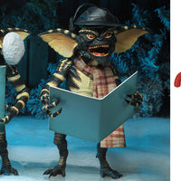 Gremlins 1984 6 Inch Action Figure 2-Pack Series - Gremlins Christmas Carol Winter Scene (No Head On Gingerbread Man)