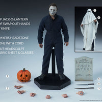 Halloween 12 Inch Action Figure 1/6 Scale - Michael Myers Sideshow 100398
