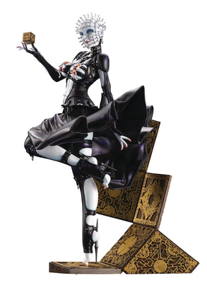 Hellraiser 3 Hell On Earth 9 Inch PVC Statue Bishoujo Series - Pinhead