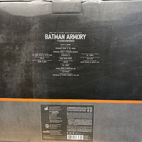 Batman The Dark Knight 12 Inch Action Figure 1/6 Scale Series - Batman Armory with Alfred Pennyworth Hot Toys