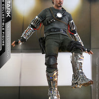 Iron Man 12 Inch Action Figure 1/6 Scale Series - Tony Stark (Mech Test Deluxe Version) Hot Toys 906793