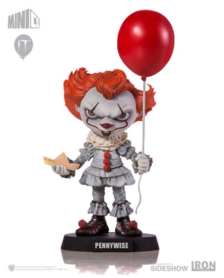 IT 2017 6 Inch Statue Figure Deluxe Mini Co. - Pennywise