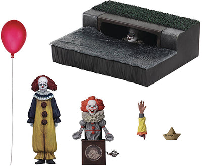 IT 2017 7 Inch Scale Accessory Set Reel Toys - Pennywise Accessories