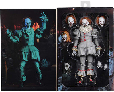 IT 2017 7 Inch Action Figure Ultimate Series - Well House Pennywise