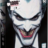 Jigsaw Puzzle DC Comics 19 Inch by 27 Inch Puzzle 1000 Piece - The Joker Crown Prince of Crime