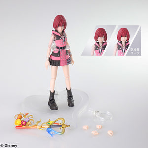 Kingdom Hearts III 6 Inch Action Figure Bring Arts - Kairi