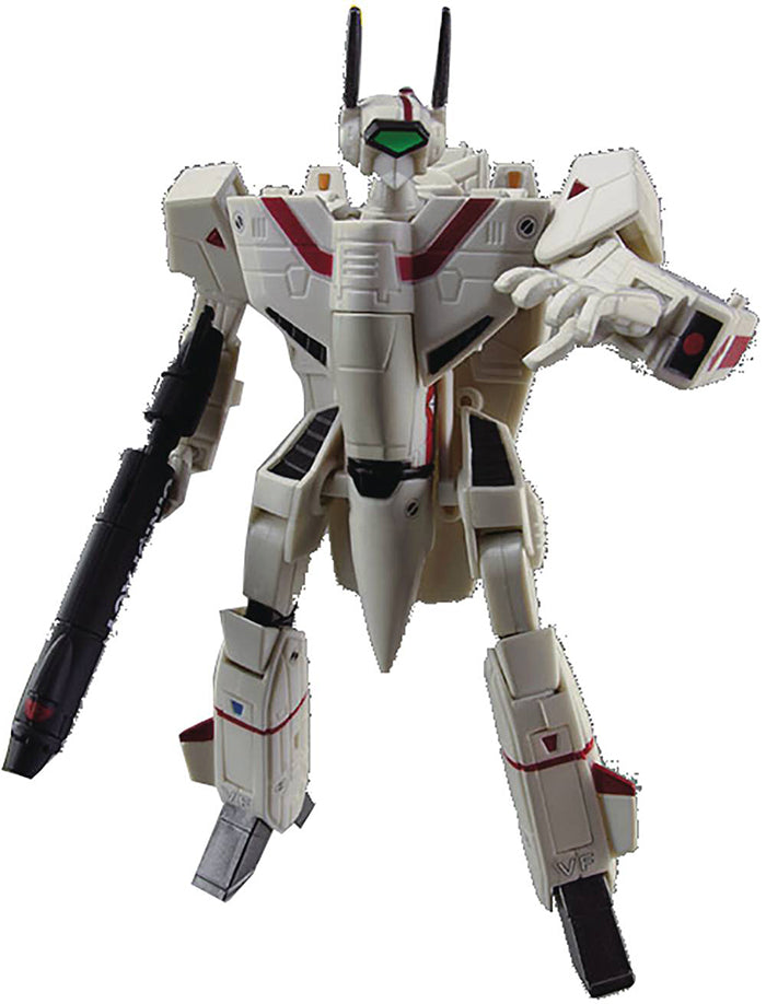 Macross Robotech Saga 1/100 Scale 6 Inch Action Figure - VF-1J Ichijo Valkyrie