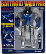 Macross Saga Retro 5 Inch Action Figure 1/100 Scale - Max VF-1J Valkyrie