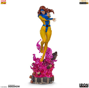 Marvel 1:10 Art Scale Battle Diorama 10 Inch Statue Figure - Jean Grey Iron Studios 906600