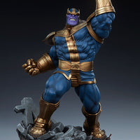 Marvel Collectible Avengers Assemble 23 Inch Action Figure - Thanos (Modern Version) Sideshow 2005702