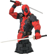 Marvel Collectible Deadpool 6 Inch Bust Statue - Deadpool