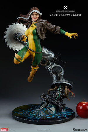 Marvel Collectible 22 Inch Statue Figure Maquette - Rogue Sideshow 300687