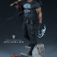 Marvel Collectible 22 Inch Statue Figure Premium Format - The Punisher Hot Toys 300532
