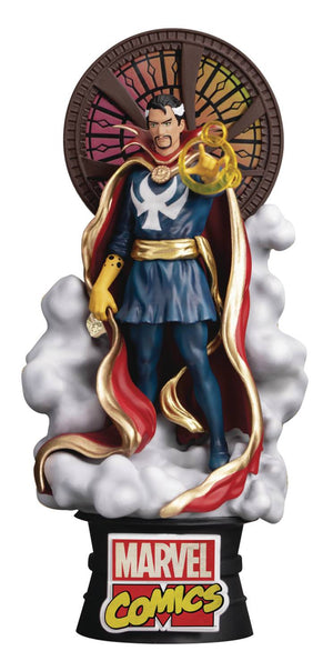 Marvel D-Stage 5 Inch Static Figure Diorama Stage Exclusive - Doctor Strange #020