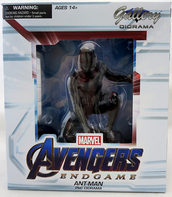 Marvel Gallery 9 Inch Statue Figure Avenger Endgame - Quantum Realm Ant-Man