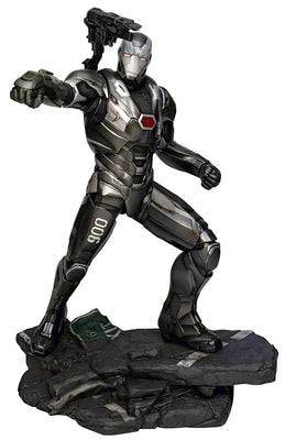 Marvel Gallery 9 Inch Statue Figure Avengers Endgame - War Machine