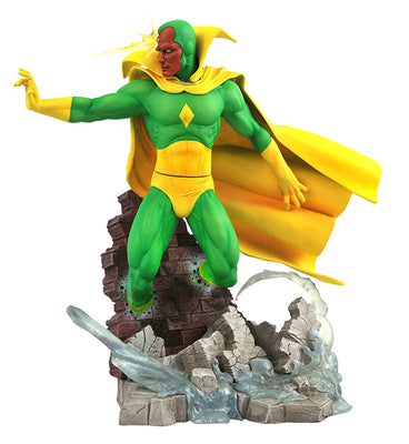 Marvel Gallery 10 Inch Statue Figure Comic Series - Vision