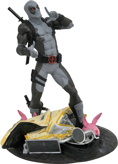 Marvel Gallery 10 Inch Statue Figure X-Men - X-Force Taco Truck Deadpool SDCC 2019