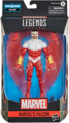 Marvel Legends Avengers 6 Inch Action Figure BAF Joe Fixit Series - Falcon