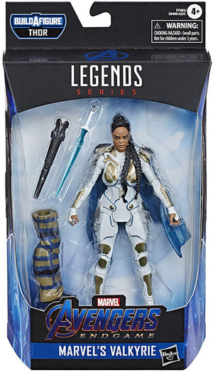Marvel Legends Avengers Endgame 6 Inch Action Figure Bro Thor Series - Valkyrie