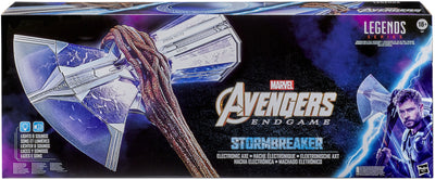 Marvel Legends Avengers Endgame Life Size Prop Replica Gear Prop Replica - Stormbreaker