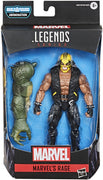 Marvel Legends 6 Inch Action Figure Gamerverse Abomination Series - Rage