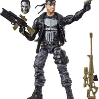 Marvel Legends Infinite 6 Inch Action Figure 80 Year Anniversary - The Punisher Exclusive