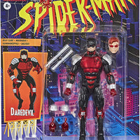 Marvel Legends Retro 6 Inch Action Figure Spider-Man Series 1 - Daredevil