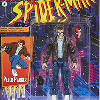 Marvel Legends Retro 6 Inch Action Figure Spider-Man Series 1 - Peter Parker