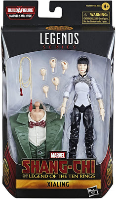 Marvel Legends Shang-Chi 6 Inch Action Figure BAF Mr. Hyde - Xialing