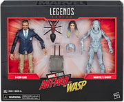 Marvel Legends Studios 6 Inch Action Figure 2-Pack Series - X-Con Luis & Ghost