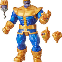 Marvel Legends The Infinity Gauntlet 7 Inch Action Figure Deluxe - Thanos