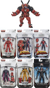 Marvel Legends Venom Series 6 Inch Action Figure BAF Venompool - Set of 6 (Build-A-Figure Venompool)