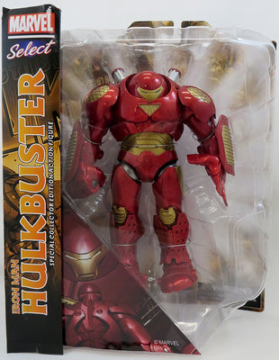 Marvel Select Comic Series 8 Inch Action Figure Reissue - Hulkbuster