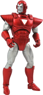 Marvel Select Marvel Now 8 Inch Action Figure - Silver Centurion Iron Man