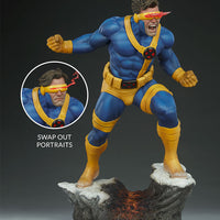Marvel X-Men Collectible 17 Inch Statue Figure Premium Format - Cyclops Sideshow 300725