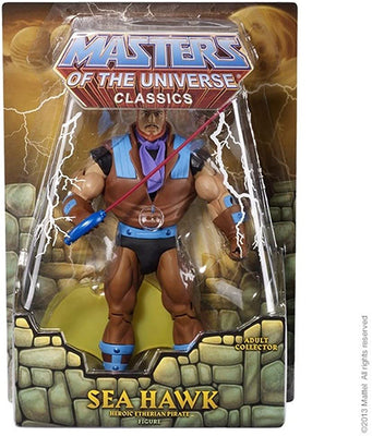 Masters Of The Universe Club Eternia 6 Inch Action Figure Exclusive - Sea Hawk
