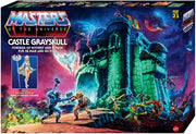 Masters Of The Universe Origins 5 Inch Scale Playset - Castle Grayskull with Sorceress