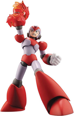 Megaman 6 Inch Model Kit - Mega Man X Rising Fire