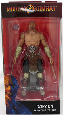 Mortal Kombat 11 7 Inch Action Figure Wave 3 - Baraka