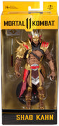 Mortal Kombat 11 7 Inch Action Figure Wave 5 - Shao Khan