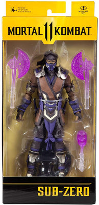 Mortal Kombat 11 7 Inch Action Figure Wave 5 - Winter Sub-Zero