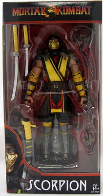 Mortal Kombat XI 7 Inch Action Figure Ultra Articulation Series - Scorpion