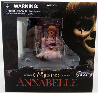 Movie Gallery 9 Inch PVC Statue Annabelle - Annabelle