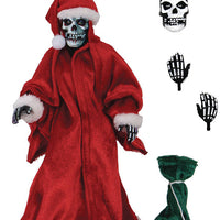 Music Collectible Retro Clothed Series 8 Inch Action Figure - Misfits Holiday Fiend