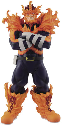 My Hero Academia 7 Inch Static Figure Age Of Heroes - Endeavor